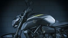 Yamaha MT-07 2018: si è rifatta il look [VIDEO] - Immagine: 22