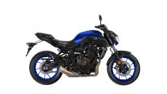 Yamaha MT-07 2018: si è rifatta il look [VIDEO] - Immagine: 32