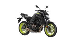 Yamaha MT-07 2018: si è rifatta il look [VIDEO] - Immagine: 37