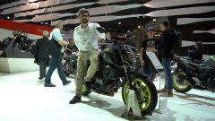Yamaha MT-07 2018: si è rifatta il look [VIDEO] - Immagine: 1