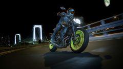 Yamaha MT-07 disponibile a partire dalla fine di marzo 2018