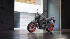 Yamaha MT-07 2021: come prima, più di prima. La prova in video - Immagine: 15