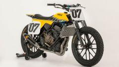 Yamaha MT-07 DT, da concept a vincitrice nelle gare di Flat Track - Immagine: 6
