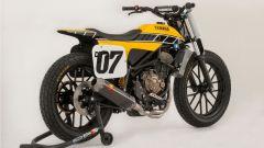 Yamaha MT-07 DT, da concept a vincitrice nelle gare di Flat Track - Immagine: 7