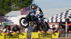 Yamaha MT-07 DT, da concept a vincitrice nelle gare di Flat Track - Immagine: 1