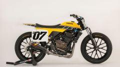 Yamaha MT-07 DT, da concept a vincitrice nelle gare di Flat Track - Immagine: 9