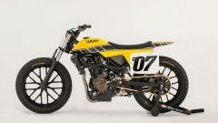 Yamaha MT-07 DT, da concept a vincitrice nelle gare di Flat Track - Immagine: 8