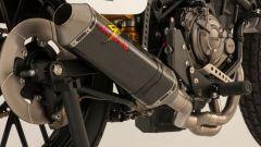 Yamaha MT-07 DT, da concept a vincitrice nelle gare di Flat Track - Immagine: 15