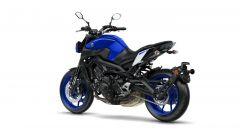 Yamaha MT-09 2017 blu