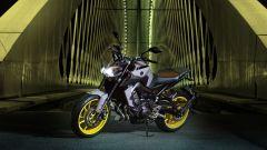 Yamaha MT-09 2017: debutto ad Intermot 2016 con il nuovo look