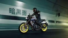 Yamaha MT-09 2017: la naked di Iwata si rifà il look - Immagine: 8