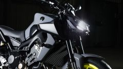 Yamaha MT-09 2017, il nuovo look