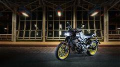 Yamaha MT-09 2017, il nuovo motore è omologato Euro 4