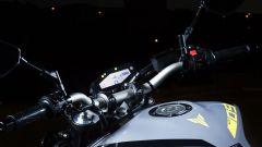 Yamaha MT-09 2017, la strumentazione