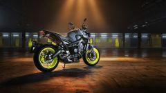 Yamaha MT-09 2017, ora ha una frizione antisaltellamento