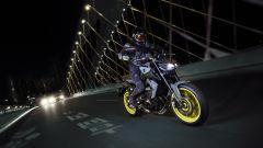 Yamaha MT-09 2017 su strada