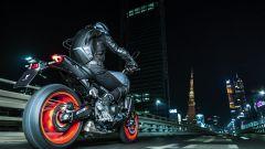Yamaha MT-09 2021: il posteriore