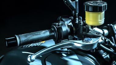 Yamaha MT-09 2021: la nu8ova pompa freno radiale Nissin