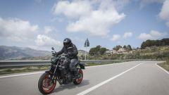 Yamaha MT-09 2021: la prova su strada