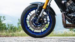 Arriva la nuova Yamaha MT-09: motore Euro 5 da 890 cc e 120 CV - Immagine: 3