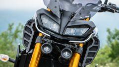 Arriva la nuova Yamaha MT-09: motore Euro 5 da 890 cc e 120 CV - Immagine: 8