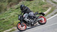Yamaha MT-09 2021: nuovo design