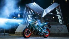 Yamaha MT-09 2021: più potenza, coppia e tecnologia. Ecco quanto costa [VIDEO] - Immagine: 8