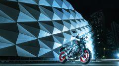 Yamaha MT-09 2021: più potenza, coppia e tecnologia. Ecco quanto costa [VIDEO] - Immagine: 9