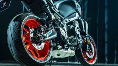 Yamaha MT-09 2021: più potenza, coppia e tecnologia. Ecco quanto costa [VIDEO] - Immagine: 13