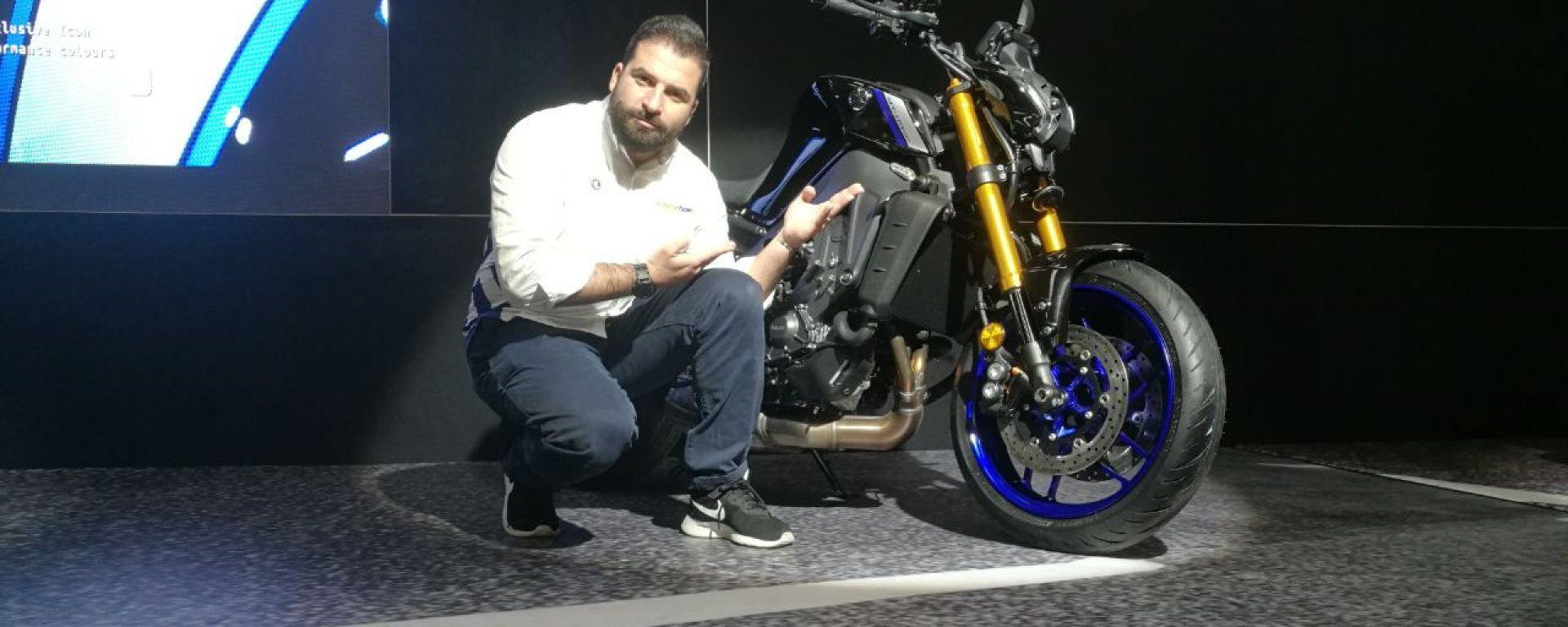 Yamaha MT-09 2021: più potenza, coppia e tecnologia. Ecco quanto costa [VIDEO]