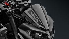 Yamaha MT-09 by Rizoma, cupolino