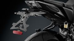 Yamaha MT-09 by Rizoma, portatarga FOX