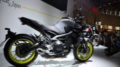Yamaha MT-09, Intermot 2016
