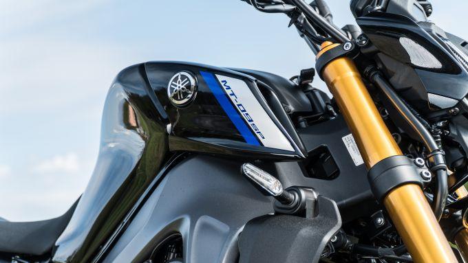 Yamaha MT-09 SP 2021: la livrea Icon Performance è l'unica disponibile
