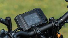 Yamaha MT-09 SP 2021: la strumentazione TFT