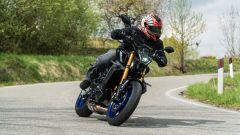 Yamaha MT-09 SP 2021: le sospensioni sono il punto forte