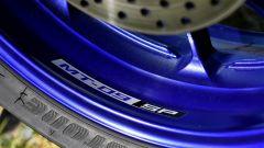 Yamaha MT-09 SP: dettaglio del cerchio