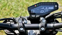 Yamaha MT-09 SP: dettaglio del quadro strumenti