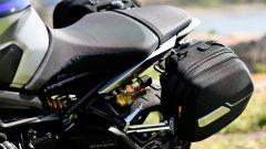Yamaha MT-09 SP: dettaglio della sella