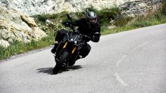Yamaha MT-09 SP: durate il test ride in Corsica