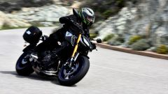 Yamaha MT-09 SP: la prova su strada