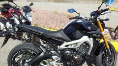 Yamaha MT-09 vs Kawasaki Z800 vs MV Agusta Brutale 800 - Immagine: 8