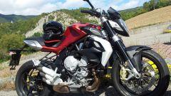 Yamaha MT-09 vs Kawasaki Z800 vs MV Agusta Brutale 800 - Immagine: 7