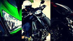 Yamaha MT-09 vs Kawasaki Z800 vs MV Agusta Brutale 800 - Immagine: 1