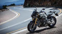 Yamaha MT-10 SP e Tourer Edition: prova, caratteristiche, prezzo [VIDEO] - Immagine: 14