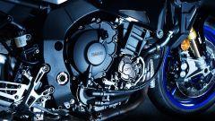 Yamaha MT-10 SP, motore