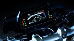 Yamaha MT-10 SP, quadro strumenti