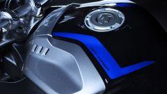 Yamaha MT-10 SP, serbatoio