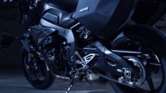 Yamaha MT-10 Tourer Edition, forcellone