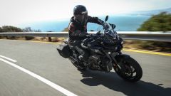 Yamaha MT-10 Tourer Edition, per viaggiare